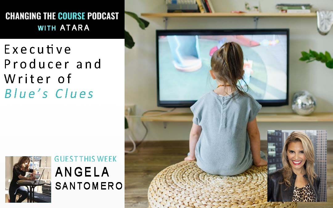 Angela Santomero: Creator of Blues Clues and Other Kids' Shows