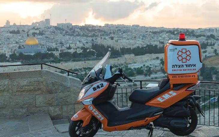 Eli Beer President of United Hatzalah