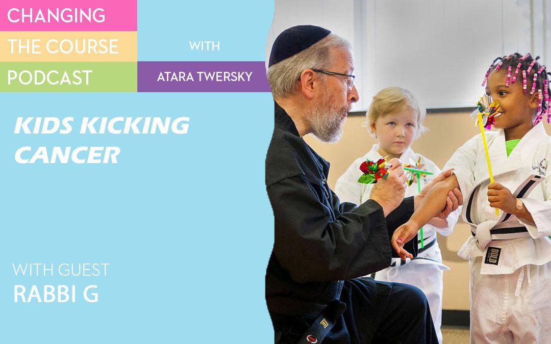 Rabbi G Kids Kicking Cancer
