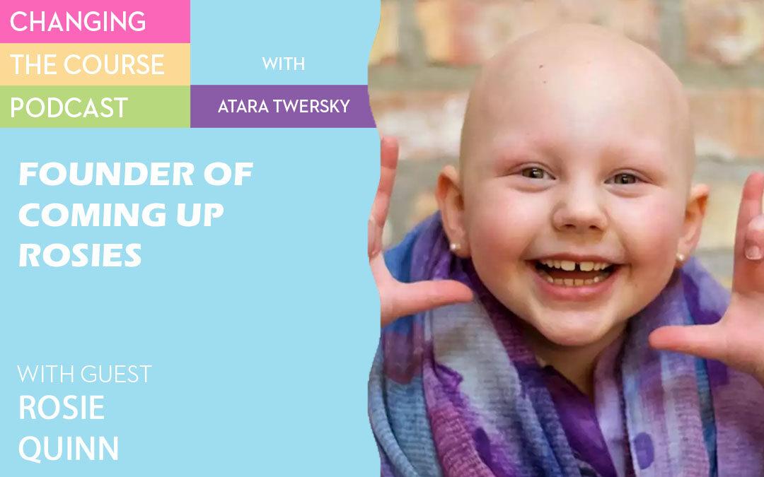 Rosie Quinn Teaches Kids to Embrace Alopecia!