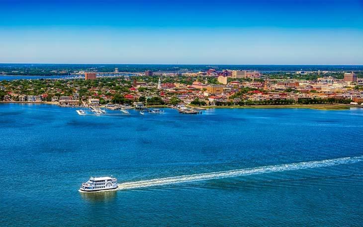Visiting Beautiful and Historic Charleston, SC