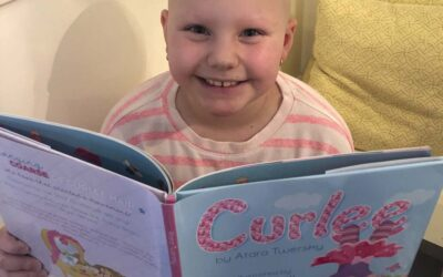 Rosie Quinn, An Eight-year-old with Alopecia Changing the World